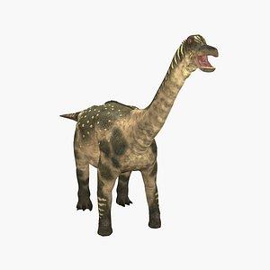 3D Antarctosaurus