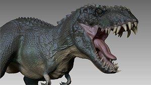 vrex sculpt 3D model