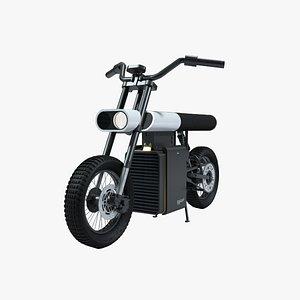 3D Electric bike