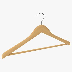 clothes hanger 3D