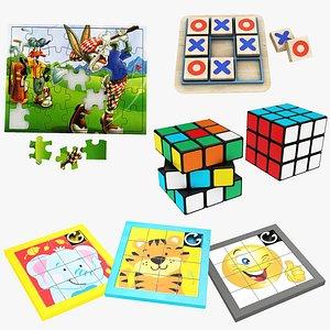 3D kids board 6