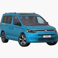 VW Caddy 2022