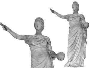 Renaissance Sculpture Masterpiece 3D