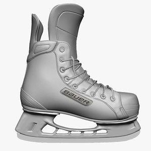 ice skate 3D model