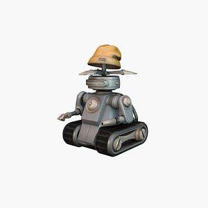 Joey Robot 3D model