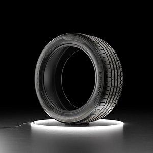 Car tire Hankook Ventus Prime 3 model
