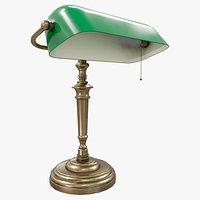 Desk Lamp 3 With PBR 4K 8K
