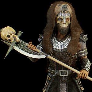 viking 3 model