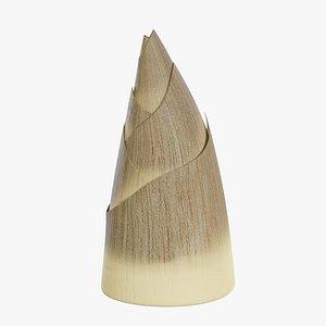 Bamboo Shoot 3D model