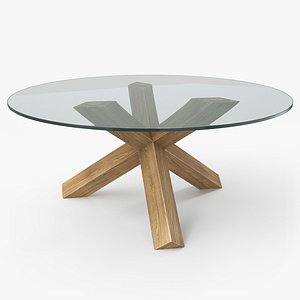 cassina la rotonda table 3D