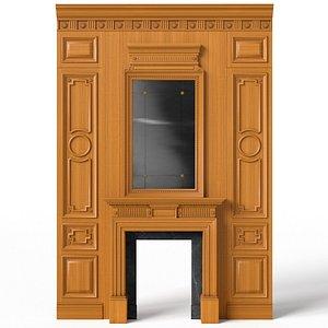3D Fireplace 01 03