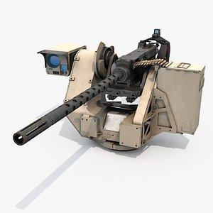 Remote Target System 3D