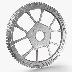 gearwheel0002 3D