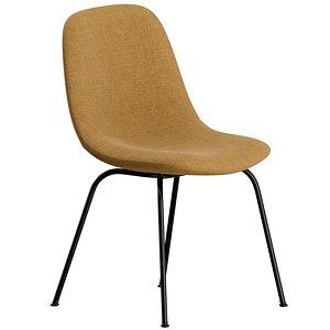 Eyes 4 Leg Chair by Fredericia 3D