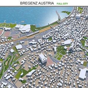 3D Bregenz Austria