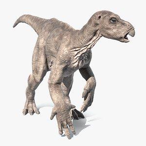 iguanadon 3D model