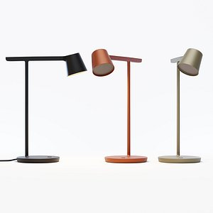 3D tip table light