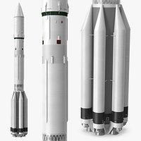 Heavy Lift Launch Vehicle