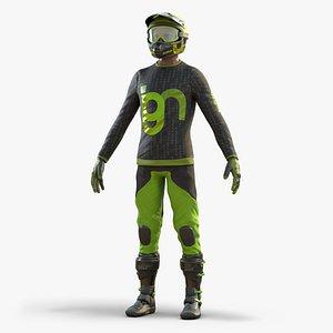 xsi motocross biker