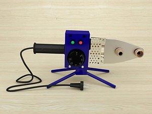 soldering iron pvc model