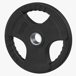 3D weight plate 15 kg