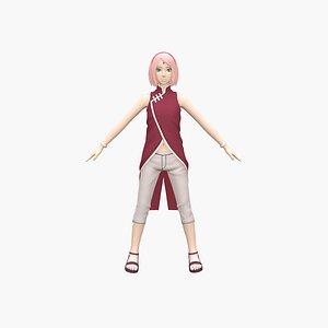 3D Sakura V2