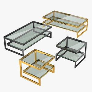 table eichholtz gamma 3D