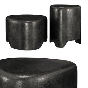 Pebble Table 3D model