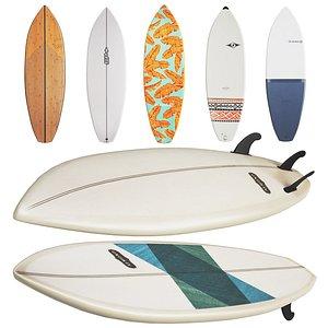 3D board surfboard surf