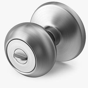 door knob steel model