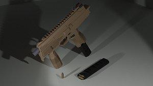 weapon gun 3D