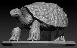 3D model Tortoise Stl