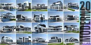 3D Villas Collection