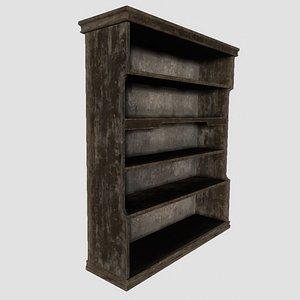 3D shelf shelving