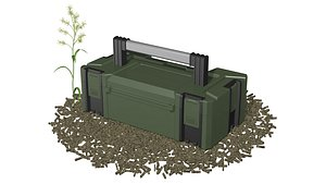 tool box o model