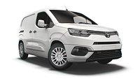Toyota ProAce City SWB Van 2021