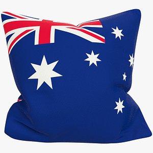 3D Sofa Pillow V41