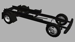 Gaz 53 Ram 3D