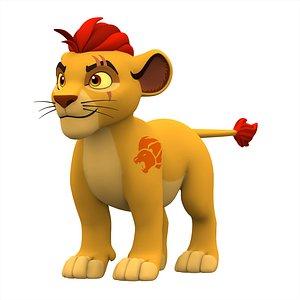 3D model Kion Cub