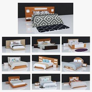 10 BEDS VOLUME - 3 3D model