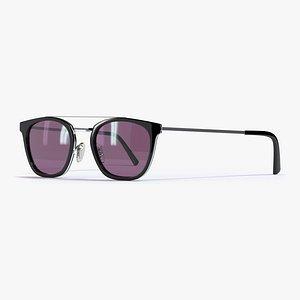 Glasses 5 3D model