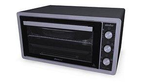 3D model Microwave oven SIMFLER M4507