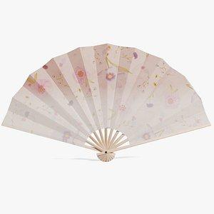 Sensu Paper Fan model