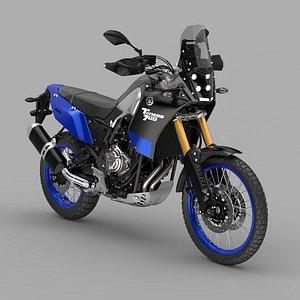 3D Yamaha Tenere 700 2020