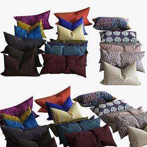 pillows 10 3d max
