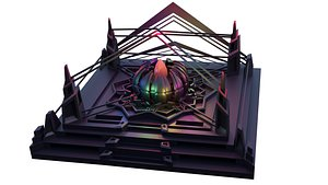 architecture building model