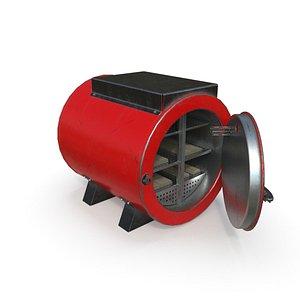 Welding Electrode Oven PBR model