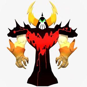 3D lord dominator