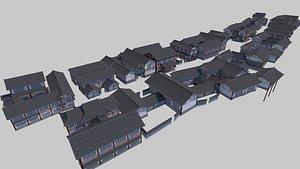 3D Ancient building20211004