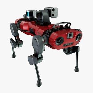 3D Dog Autonomous Robot